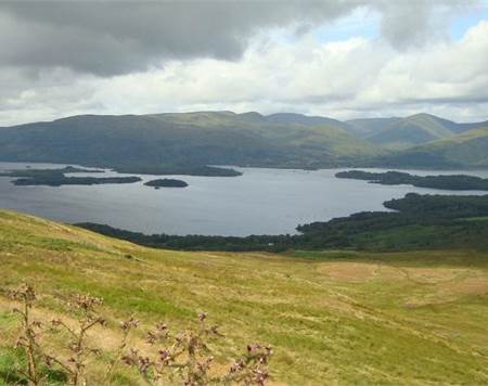 Wandelvakanties West Highland Way